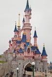 Prettijd   in Disneyland, Parijs stock foto's