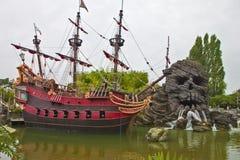 Prettijd   in Disneyland, Parijs royalty-vrije stock foto