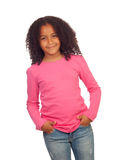 Pretty african girl Royalty Free Stock Images