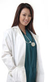 Pretty Asian Doctor Stock Images