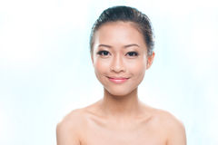 Pretty Asian Female Royalty Free Stock Photography