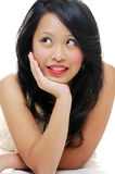 Pretty asian girl Royalty Free Stock Photography