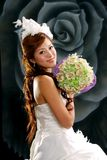 Pretty asian girl Royalty Free Stock Images