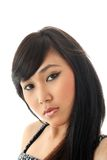 Pretty asian woman Royalty Free Stock Images
