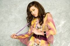 Free Pretty Asian Woman Royalty Free Stock Photos - 2072788
