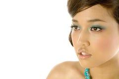 Pretty asian woman Stock Photos