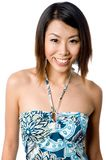 Pretty Asian Woman Royalty Free Stock Photography