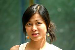 PRETTY ASIAN WOMAN Royalty Free Stock Photos