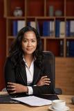 Pretty attorney Stock Photo