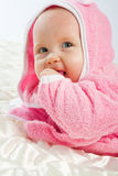 Pretty baby Royalty Free Stock Photo