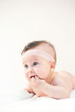 Pretty baby Royalty Free Stock Image