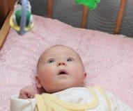 Pretty baby Stock Photo