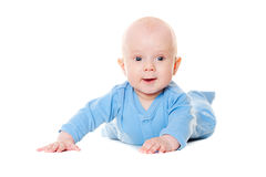Pretty baby boy Royalty Free Stock Photography