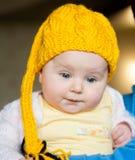 Pretty baby of tender Stock Photo