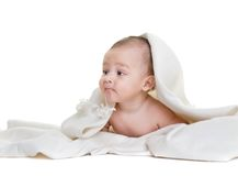 Pretty baby Stock Image
