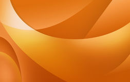 Pretty background. Pretty orange mac-style background Stock Photos