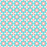 Pretty background pattern(s) Stock Photography
