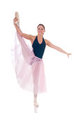 Pretty ballerina Stock Photography