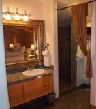 Pretty Bathroom Royalty Free Stock Image