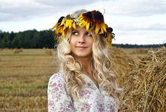 Pretty beauty Stock Images