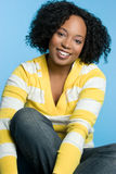 Pretty Black Girl Stock Image