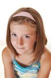 Pretty Blond Girl. Stock Image