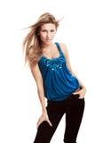 Pretty blouse Stock Photo