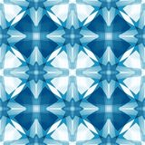 Pretty blue abstract texture. Complex background illustration. Textile print pattern. Seamless tile. Home decor fabric design samp. Pretty blue abstract texture Stock Photography