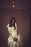 Pretty bride Royalty Free Stock Photos
