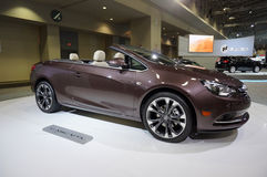 Pretty Buick Cascada Convertible Royalty Free Stock Image