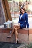 Pretty Businesswoman Royalty Free Stock Photo