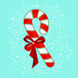 Pretty candycane Stock Photography