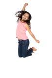 Pretty caucasian girl Stock Photo