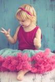 Pretty child Stock Photo