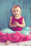 Pretty child Stock Photography