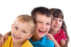 Pretty children Stock Images