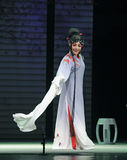 Pretty chinese taditional opera actress Royalty Free Stock Image