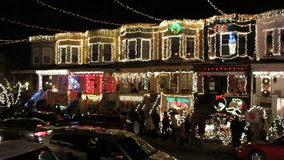 Pretty Christmas Homes in Baltimore