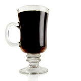 Pretty Coffee Cup Royalty Free Stock Images