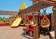 Pretty Community Playground Royalty Free Stock Photography