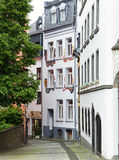 A pretty corner in Koblenz's Altstadt Royalty Free Stock Photos