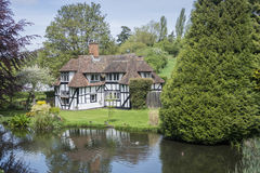 Pretty cottage in Kent, UK Stock Photography