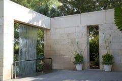 Pretty Dallas Arboretum design Stock Photography