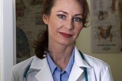 Pretty Doctor Stock Photos