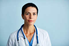 Pretty doctor Stock Photography