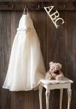 Pretty Dress Royalty Free Stock Photos