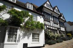 Pretty English village. Royalty Free Stock Image