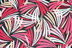 pretty fabric abstract pattern texture background Royalty Free Stock Images