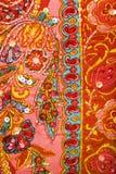 Pretty fabric pattern. Royalty Free Stock Image