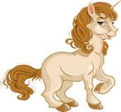 Pretty Fabulous Unicorn Royalty Free Stock Photo